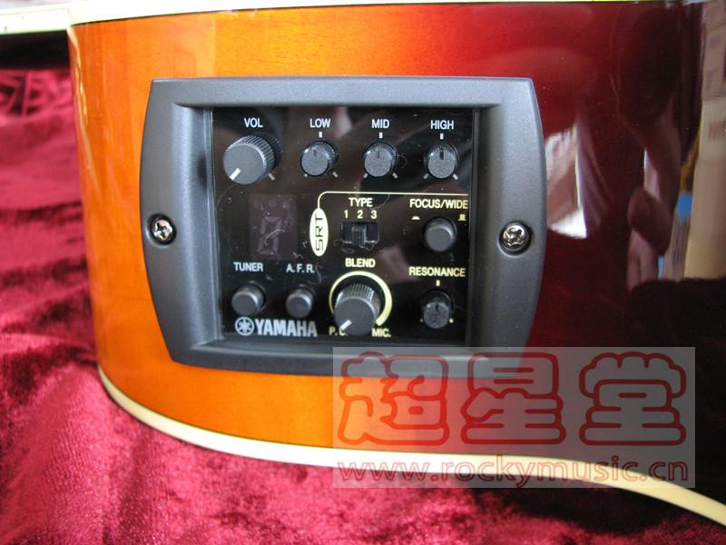 yamaha cpx1000 电箱吉他